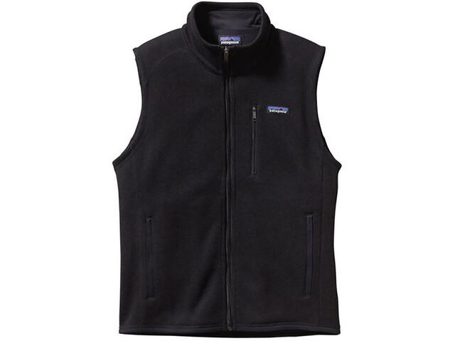 Patagonia Better Sweater Vest Herr black